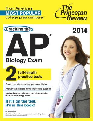 Cracking the AP Biology Exam Cover