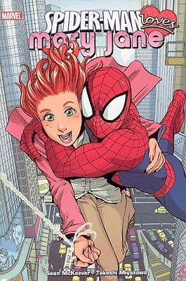 Spider-Man Loves Mary Jane Cover