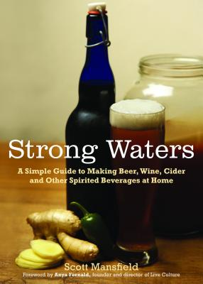 Strong Waters Cover