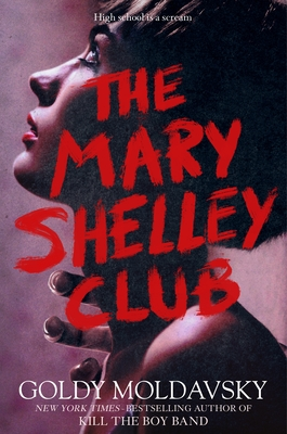 The Mary Shelley Club Cover Image