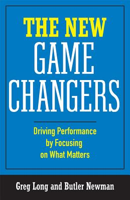Cover for The New Game Changers