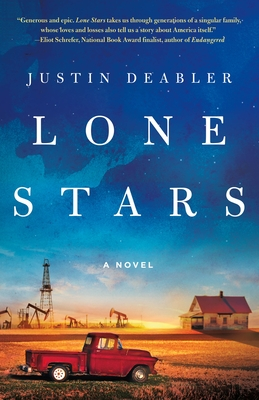 Cover for Lone Stars