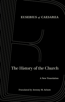 The History of the Church: A New Translation Cover Image
