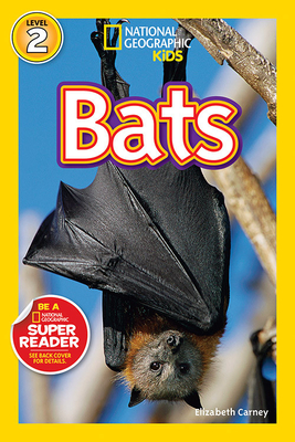 National Geographic Readers: Bats Cover Image