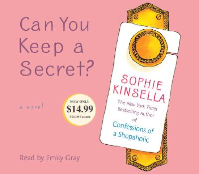 Can You Keep a Secret? Cover Image