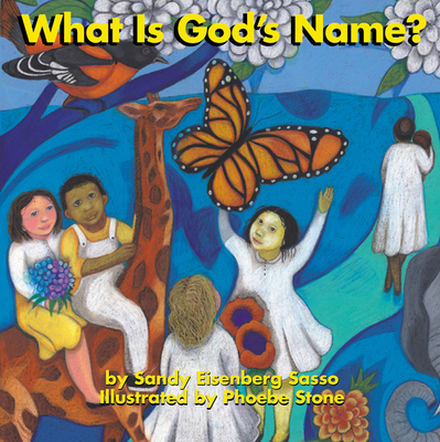 What Is God's Name? (Early Childhood Sprituality) Cover Image