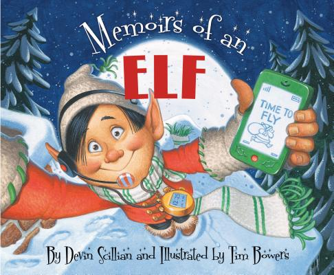 Memoirs of an Elf Cover Image