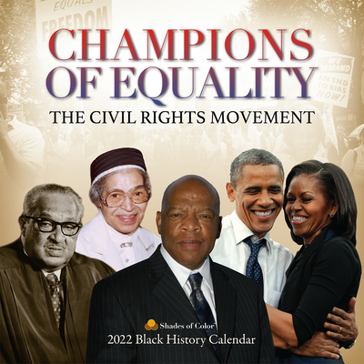 Black History: Champions of Equality Cover Image