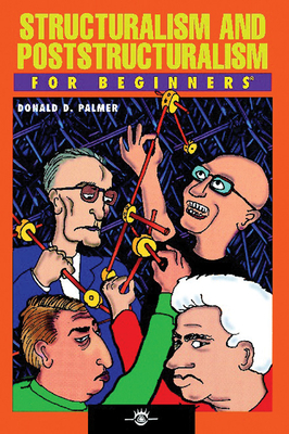 Structuralism and Poststructuralism For Beginners Cover Image
