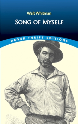 Song of Myself (Dover Thrift Editions) Cover Image