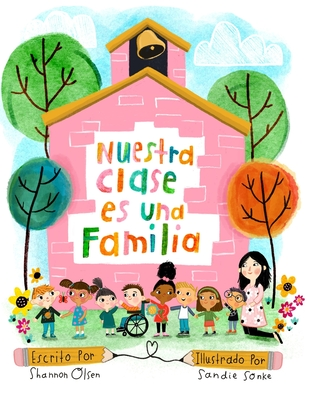 Nuestra Clase es una Familia Cover Image
