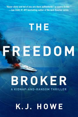 The Freedom Broker: a heart-stopping, action-packed thriller (A Thea Paris Novel #1) Cover Image