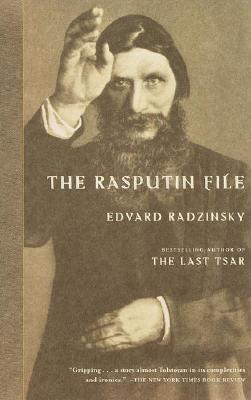 The Rasputin File Cover Image