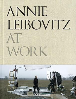 Annie Leibovitz at Work Cover