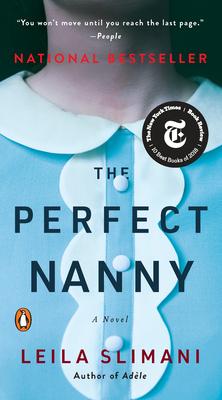 The Perfect Nanny: A Novel Cover Image