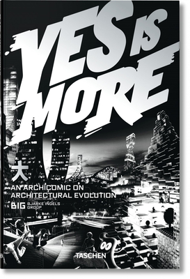Big. Yes Is More. an Archicomic on Architectural Evolution Cover Image