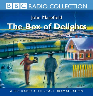 The Box of Delights Cover Image