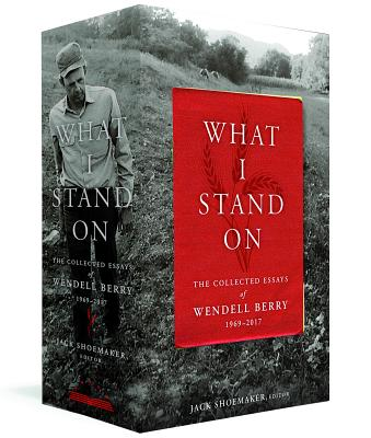 Cover for What I Stand On