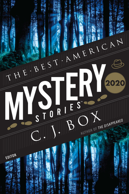 The Best American Mystery Stories 2020 (The Best American Series ®) Cover Image