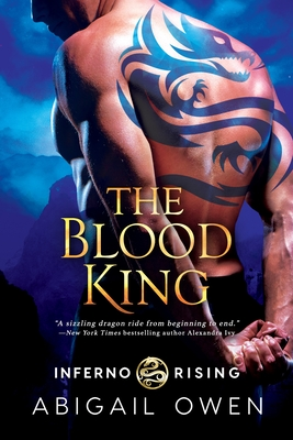 The Blood King (Inferno Rising #2) Cover Image