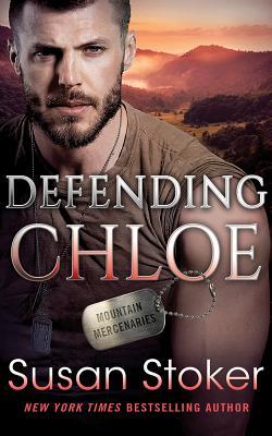 Defending Chloe (Mountain Mercenaries #2) Cover Image