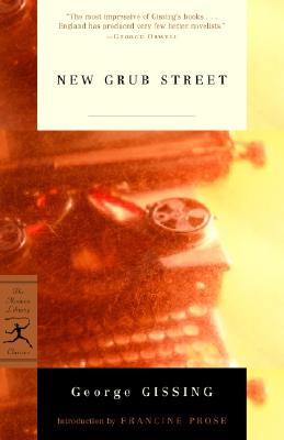 New Grub Street Cover