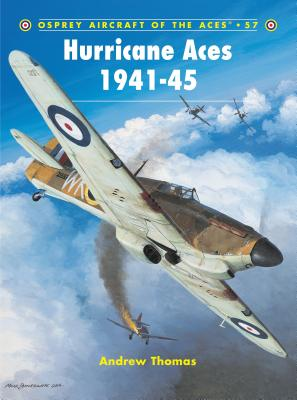 Hurricane Aces 1941 45 Cover