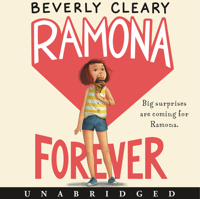 Ramona Forever CD Cover Image