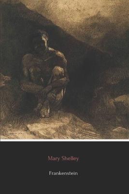 Frankenstein (Illustrated): Original 1818 Uncensored Version Cover Image