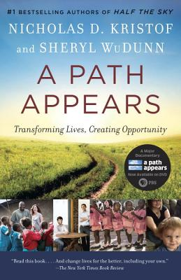 A Path Appears: Transforming Lives, Creating Opportunity Cover Image