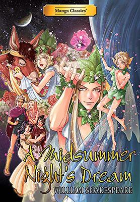 Manga Classics a Midsummer Nights Dream Cover Image