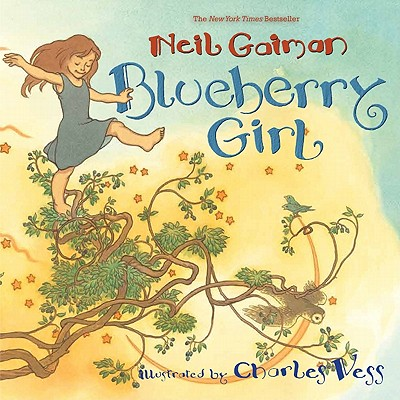 Blueberry Girl Cover