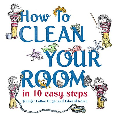 How to Clean Your Room in 10 Easy Steps Cover