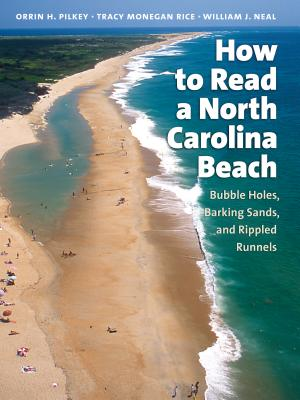 How to Read a North Carolina Beach: Bubble Holes, Barking Sands, and Rippled Runnels (Southern Gateways Guides) Cover Image