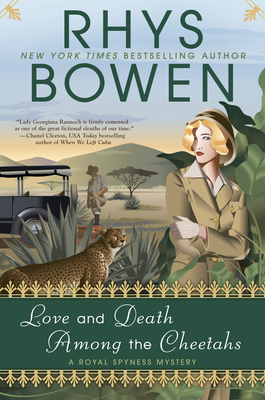Love and Death Among the Cheetahs Cover Image