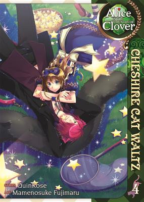 Alice in the Country of Clover, Volume 4 Cover
