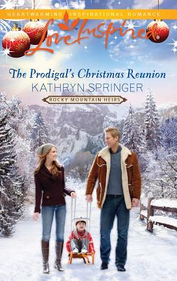 The Prodigal's Christmas Reunion Cover