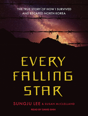 Every Falling Star: The True Story of How I Survived and Escaped North Korea Cover Image