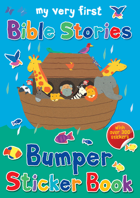 Cover for My Very First Bible Stories Bumper Sticker Book (My Very First Sticker Books)