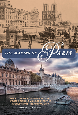 The Making of Paris Cover Image