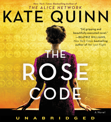 The Rose Code CD: A Novel Cover Image