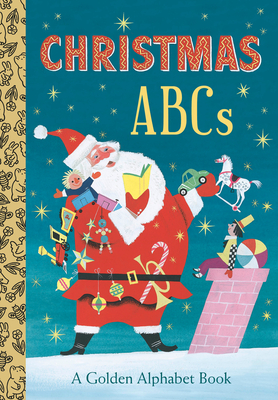 Christmas ABCs: A Golden Alphabet Book Cover Image