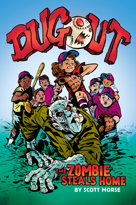 Dugout: The Zombie Steals Home: A Graphic Novel (Library Edition) Cover Image