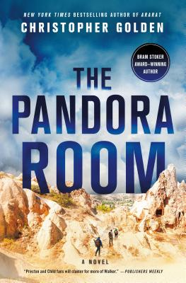 The Pandora Room: A Novel Cover Image