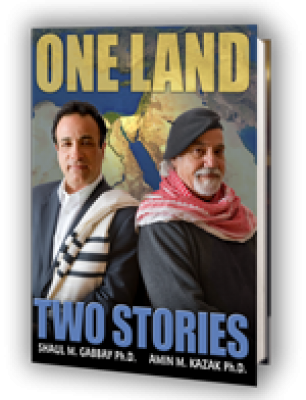 One Land Two Stories Cover Image