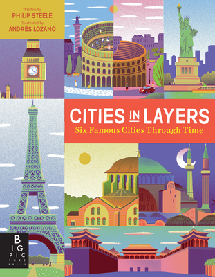 Cover for Cities in Layers