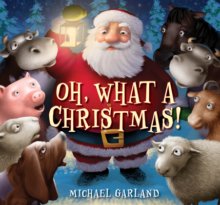 Oh, What a Christmas! Cover