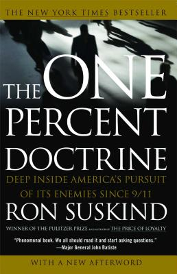 Cover for The One Percent Doctrine