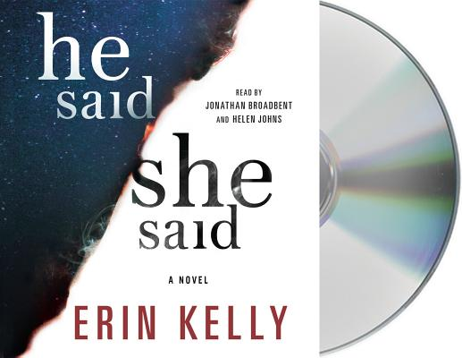He Said/She Said: A Novel Cover Image