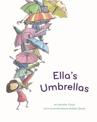 Ella's Umbrellas Cover Image
